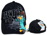 Phineas and Ferb Agent P Adjustable Baseball Cap / Hat