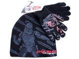 Star Wars Clone Gloves, Beanie Set :Magic Stretchable
