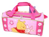 Disney Winnie the Pooh & Piglet  Duffle Travel Gym/Sports Bag : Large