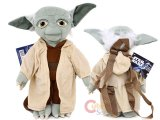 Star Wars Yoda  Plush Bag / Backpack -16in