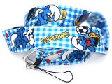 The Smurfs Key Chain / Lanyard / ID Holder : Leisure