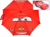 Disney Pixar Cars Mcqueen Kids Umbrella : Big Face