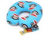 Paul Frank  Neck Rest Pillow Travel Cushion -Sky