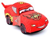 Disney Pixar Cars Mcqueen Plush Doll -14in Cuddle Pillow Cushion