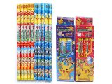 Pokemon Pikachu Lead Pencil Set -10pc