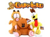 Garfield and Firends Plush Doll 3pc Set (Garfield ,Odie, Pooky)