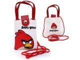 Rovio Angry Birds Multipurpose Pouch Bag  w/Shoulder Strap : Red Bird