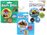 Rovio Angry Brids Metal Pin Set 12pc -A
