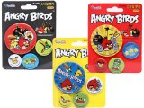 Rovio Angry Brids Metal Pin Set 12pc -B
