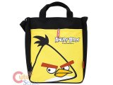 Rovio Angry Birds Canvas Tote Bag 13in Shoulder Bag - Yellow Bird