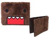 Domo Kun Plush Bi-Fold Wallet