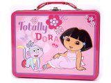 Dora the Explorer Metal  Tin Lunch Box