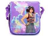 Disney Wizards of Waverly Place School Lunch Snack Bag:Purple