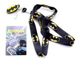 DC Comics Batman Logo Lanyard with ID Holder