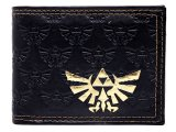 The Legend of Zelda TriForce Leather Bi-Fold Wallet