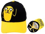 Adventure Time Jake Youth Hat , Adjustable Cap