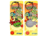 Teenage Mutant Ninja Turtles Metal Key Chain :Red Mask