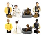 Star Wars Gentle Giant LFL Mini Bust Figure Set