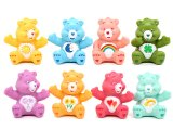 Care Bear Mini Figure 8pc Set