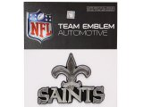 NFL New Orleans Saints Team Logo Auto Car Emblem