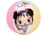 Ni hao Kai-Lan and Friends Inflatable Beach Ball -16""