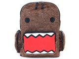 NHK Domo Kun Plush School Backpack / Bag  -14in Medium