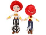 Toy Story Woody Jessie Plush Doll - Mini Bean Stuffed Toy 12in