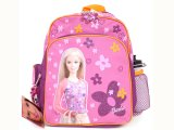 Barbie School Backpack Small  Bag -11in with Water Bottle