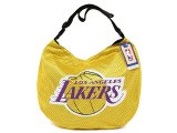 Los Angeles Lakers Jersey Tote Shoulder Bag
