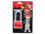 Rovio Angry Birds  Lock with Keys- Red