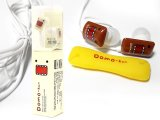 Domo Kun In Ear Stereo Earphones  -Domo Kun Face Ivory