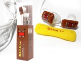 Domo Kun In Ear Stereo Earphones  -Domo Kun Brown Face