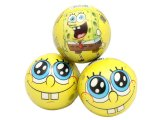 Nick Jr. Spongebob Soft Bouncing Play Ball Set :3pc