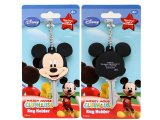 Disney Mickey Mouse Club House Key Cap Key Holder  - Color Face