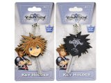 Kingdom Hearts Sora Face Key Cap Key Holder