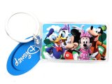 Disney Mickey Mouse and Frineds Acryl Pendant Key Chain