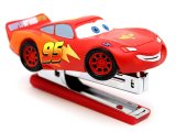 Cars Lighting McQueen Figure Stapler