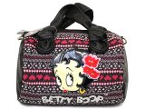 Betty Boop Aloha Betty Tapestry Hand Shoulder Bag