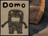 Domo Kun Microfiber Plush Throw Blanket :Domo Star Twin (50x60)
