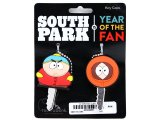 South Park Kenny and Cartman Key Cap Key Holder (2pc)