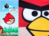 Rovio Angry Birds  Beach  Bath Towel - Watch Out