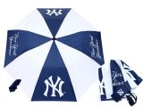 New-York Yankees Auto Retractable Umbrella -38""