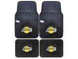 Fanmats Los Angeles Lakers  Car Floor Mats 4pc Set