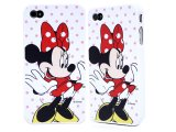 Disney Minnie Mouse Silicone i Phone  4 4S  Case