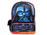 Lego Star Wars Darth Vade School Backpack -Large 16in