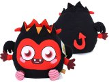 Moshi Monsters Diavlo Cuddle Pillow Large Plush Doll