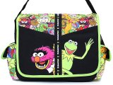 The Muppets  School Messenger Bag: Animal and Frog