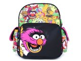 "The Muppets Animal School Backpack Medium  12"" Bag"