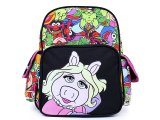 "The Muppets Miss Piggy School Backpack Medium  12"" Bag"