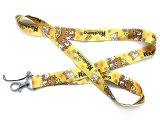 San X Rilakkuma Lanyard  Key Chain, ID Holder